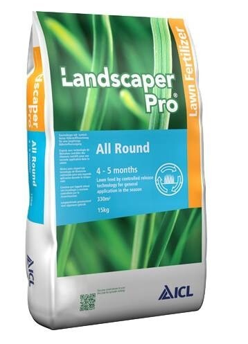 LOGO_Landscaper Pro All Round: Während der gesamten Wachstumsperiode einsetzbar