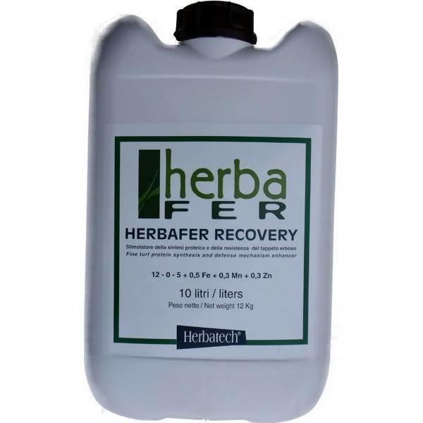 LOGO_HERBAFER RECOVERY mit Salicylsäure