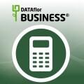 LOGO_DATAflor BUSINESS - Die BUSINESS-Software der Landschaftsgärtner