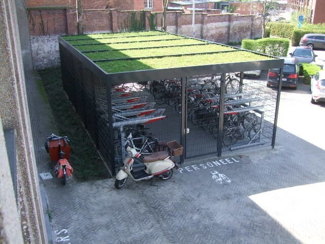 LOGO_CuBic bicycle shelter