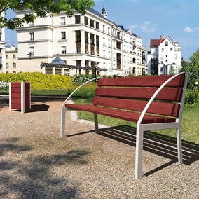 LOGO_PROCITY® street furniture and work place products