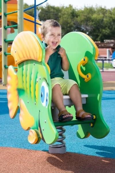 LOGO_Children's Play Equipment Riders