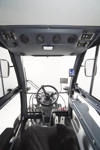 LOGO_Nutzfahrzeuge, die die Arbeitskraft erhalten - Ergonomischer rollender Arbeitsplatz