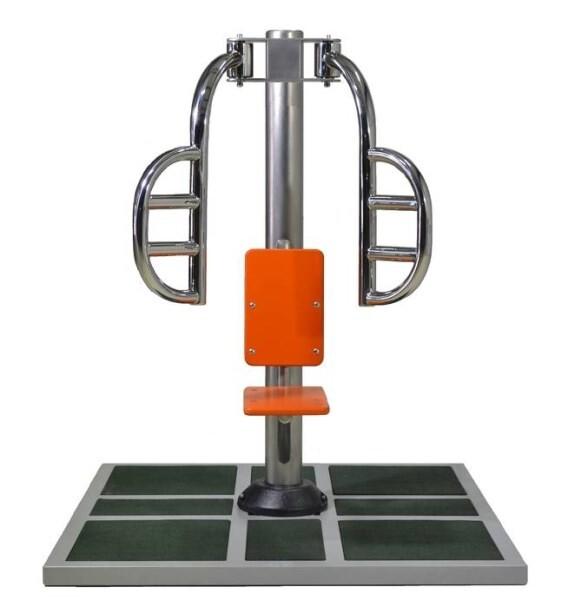 LOGO_Fitness Equipment Stainless Steel