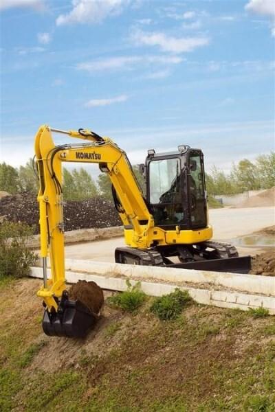 LOGO_Mini-excavator PC55MR-5M0