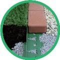 LOGO_Zeitgemäße Einfassung von Platten- und Pflasterflächen im Hausgartenbereich