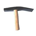 LOGO_Stahlwerkzeuge und Messingwerkzeuge: Pflasterhammer