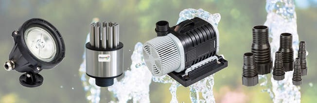 LOGO_Produkte für den Springbrunnen-Anlagenbau