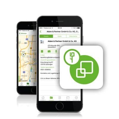 LOGO_DATAflor Apps - Das Büro in der Hosentasche