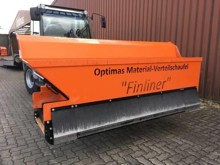 "LOGO_Optimas – Material-Verteil-Schaufel ""Finliner"""