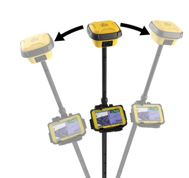 LOGO_Leica iCON gps 70T Smart GPS Antenne
