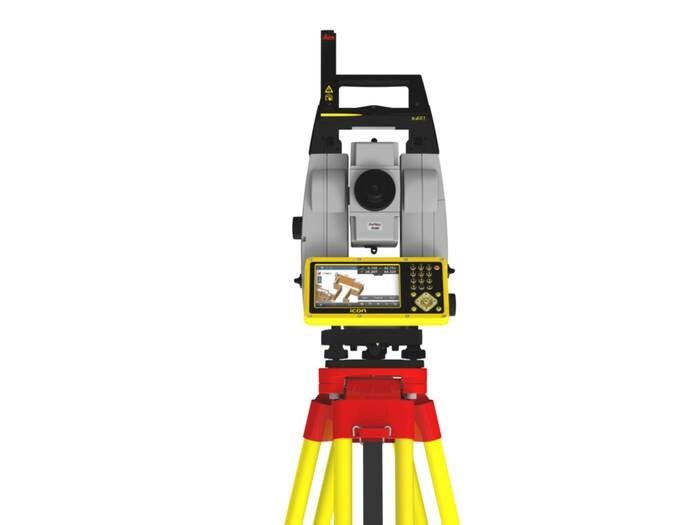 LOGO_Leica iCON iCR80 Robotik-Totalstation