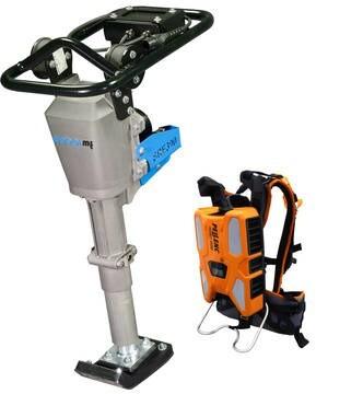 LOGO_SRE 300 - Vibrationsstampfer mit Elektromotor und Akku