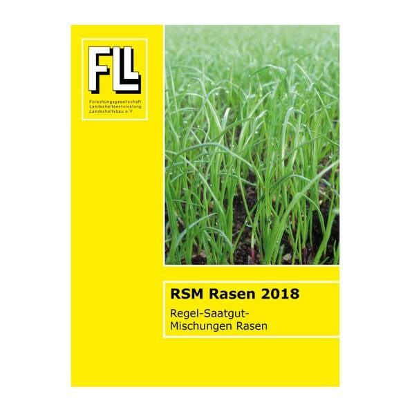 LOGO_RSM-Rasen – Regel-Saatgut-Mischungen Rasen