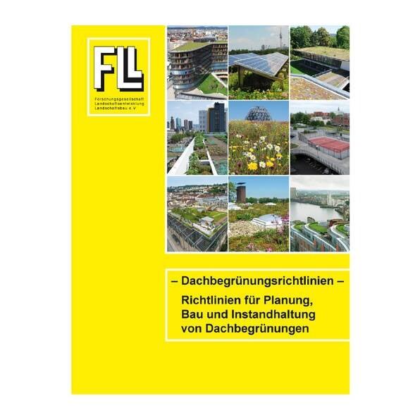 LOGO_Dachbegrünungsrichtlinien – Richtlinien für Planung, Bau und Instandhaltung von Dachbegrünungen