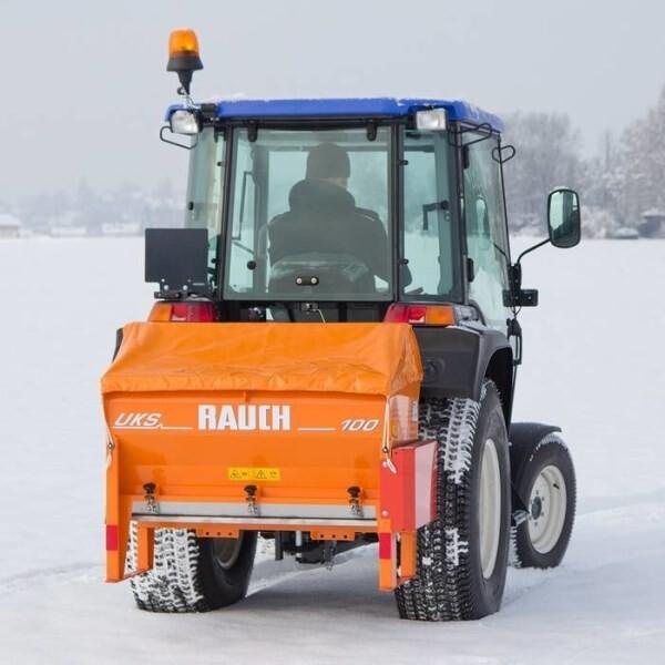 LOGO_RAUCH UKS 100 - der Profi für Gehwege und Parkanlagen