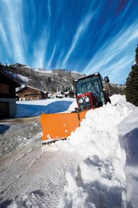 LOGO_Eco-Schneepflug EPV4: Perfekt für Ihren Einsatz