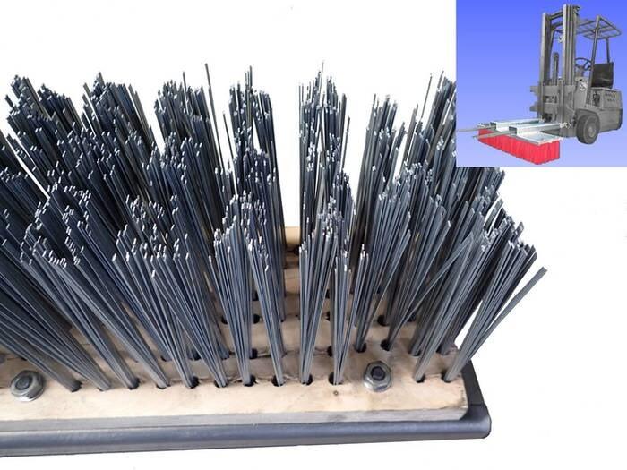 LOGO_Neu: Staplerbesen im Eigenbau jetzt auch mit differenziertem Stahl - Besatz