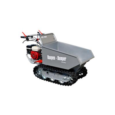 LOGO_Raupendumper Kettendumper Raupen-Dumper Typ RC500