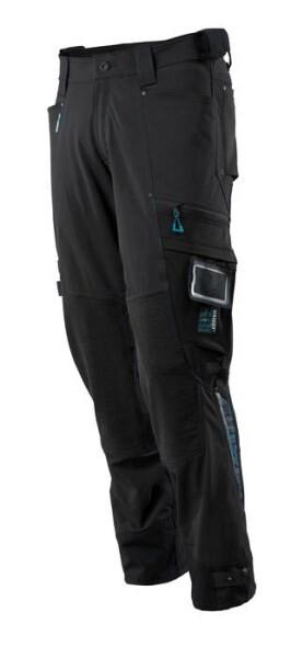 LOGO_MASCOT® ADVANCED | Hose mit Dyneema® Knietaschen, Vier-Wege- Stretchstoff, geringes Gewicht | MASCOT® ADVANCED