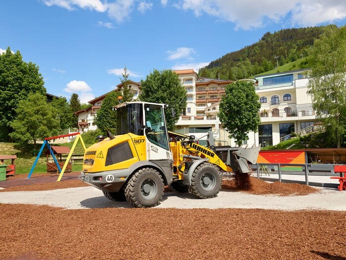 LOGO_New Stereoloader L 507: Increased comfort and versatility in horticulture and landscaping