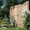 LOGO_Zäune aus Bambus und WPC – holen Sie sich Urlaubsflair in Ihren Garten