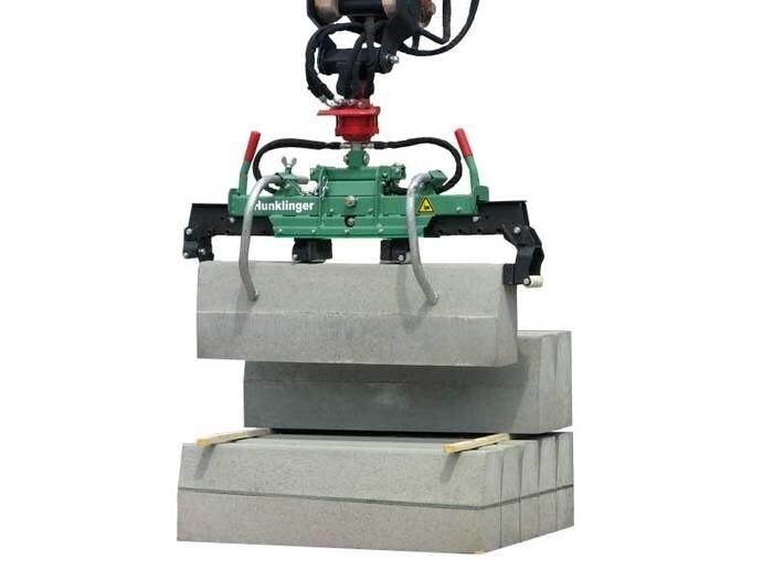 LOGO_Hydraulic Laying Grab: Multi-Stone Grab