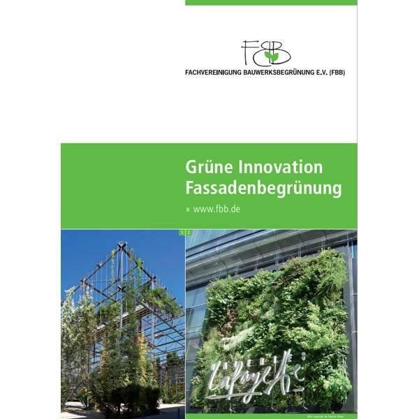 """LOGO_12-Seiter """"Innovation Fassadenbegrünung"""""""