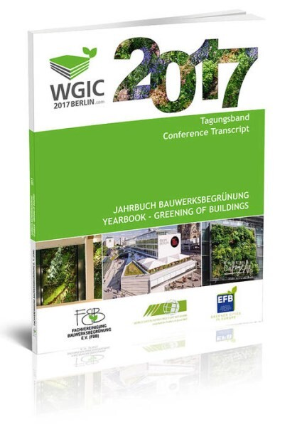 LOGO_FBB-Jahrbuch 2017: Tagungsband zum Weltkongress Gebäudegrün WGIC 2017 in Berlin