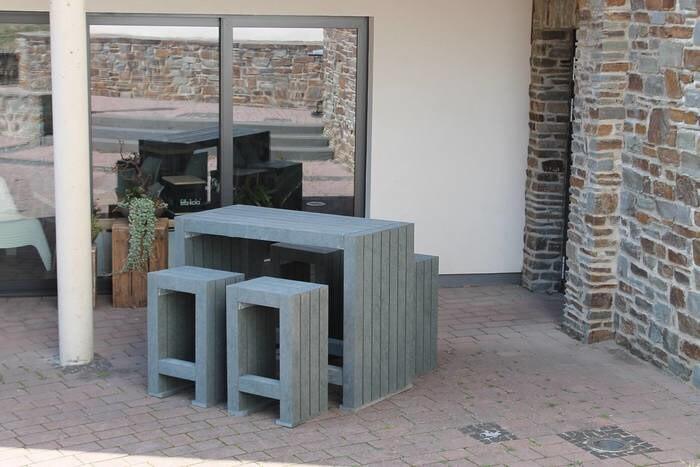 LOGO_Gartensitzgruppe Calero-Bar / Die Bar im Freien!