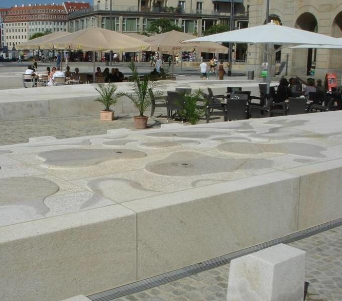 LOGO_Dresden, Brunnenanlage