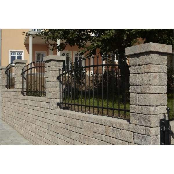 LOGO_Mauersystem Via Castello, Muschelkalk Nr. 2