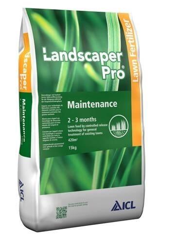 LOGO_Landscaper Pro Maintenance: Der ideale Dünger für die ganze Saison