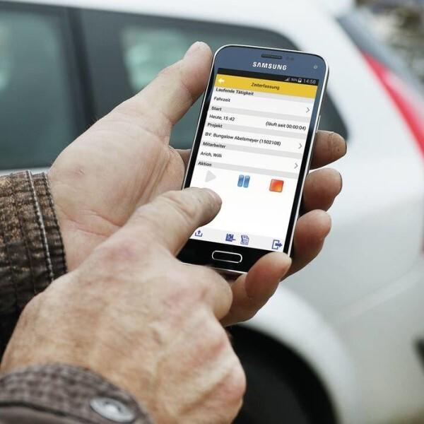 LOGO_Mobile Zeiterfassung und WinWorker App