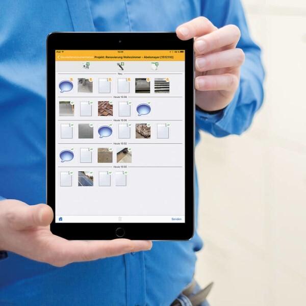 LOGO_Die mobile Baustellendokumentation