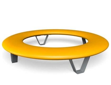 "LOGO_Circular Bench ""Buddy"""