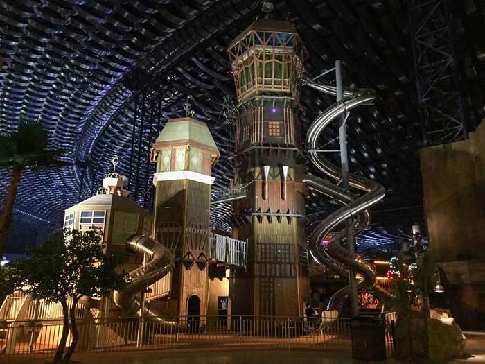 LOGO_World of Adventure, Dubai