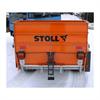 LOGO_Kastenstreuer von Stoll minimiert  Rutschgefahr auf Gehwegen