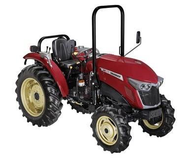 LOGO_Yanmar Tractor YM3 series