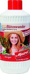 LOGO_Blumendünger Blütenwunder Liquid 500 ml