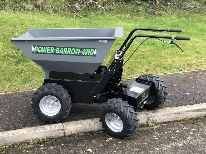 LOGO_Minidumper Power Barrow 4WD