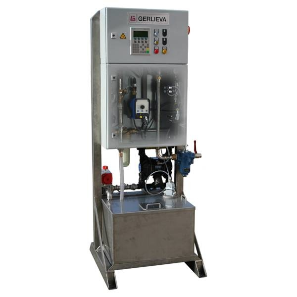 LOGO_Dosing system series 464 for graphite-free and water-soluble lubricants