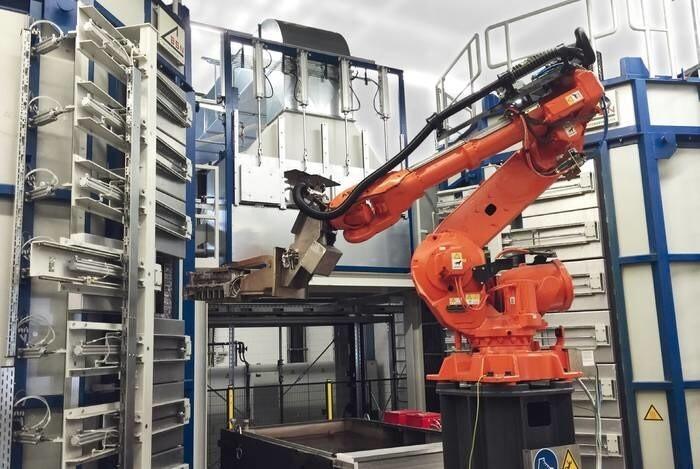 LOGO_Multi-Layer Drehherdöfen zur Einzelteil-Warmbehandlung von Aluminium-Bauteilen als Komplettlösung mit Luft-  und/oder Wasserabschreckung