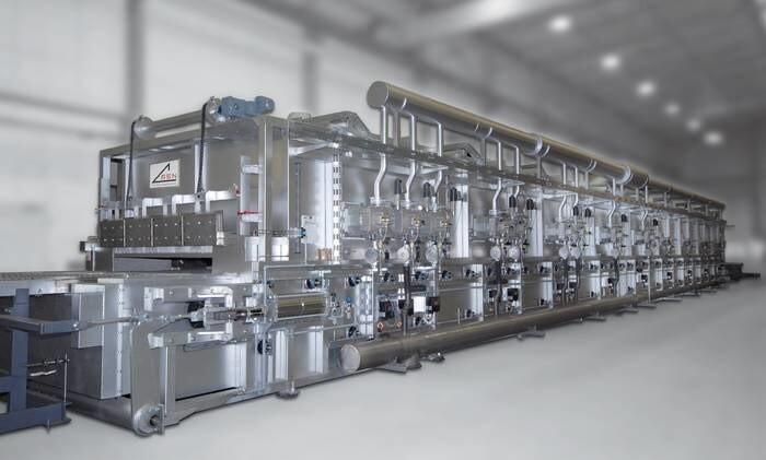 LOGO_Schnellerwärmungsanlagen (Jet-Heating) zum Anwärmen oder Warmbehandeln von Aluminium-Bauteilen (platzsparende Ausführung) in verschiedensten Ofen-Konzepten