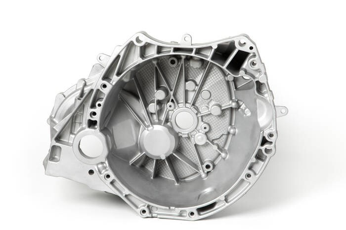 LOGO_CLUTCH HOUSING ALUMINUM