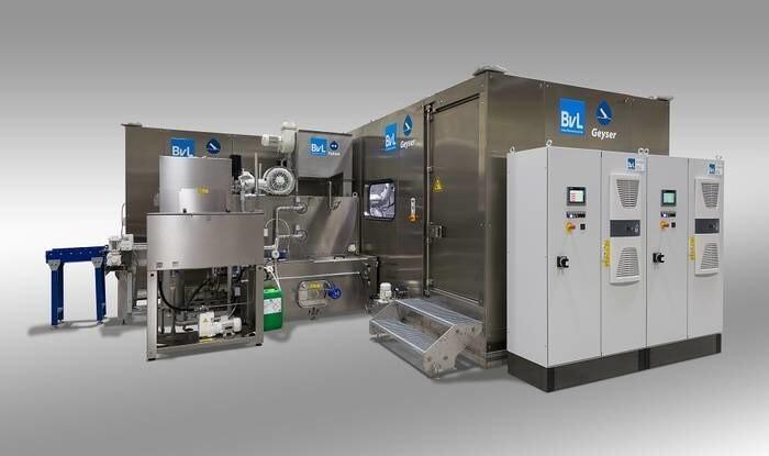 LOGO_Cleaning System Geyser - high-pressure process