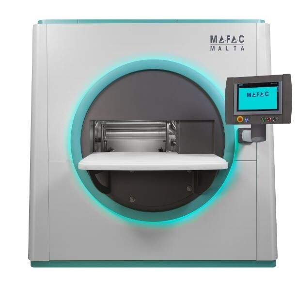 LOGO_MAFAC MALTA spray-flood parts washer