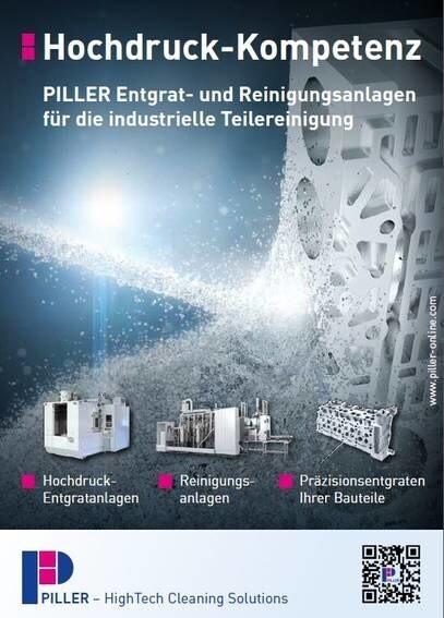 LOGO_PILLER Hochdruck-Entgratanlagen (Katalog 2/2)