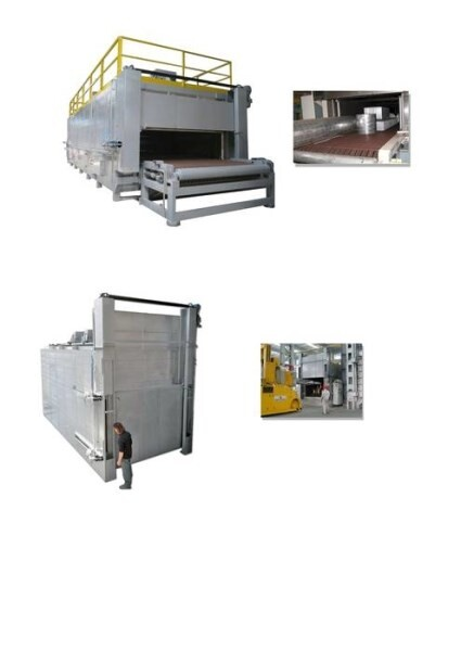 LOGO_Pre-Heating Chain furnace or box furnace
