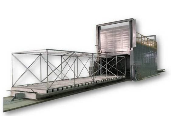LOGO_Aging furnace for aluminium alloys heat treatment